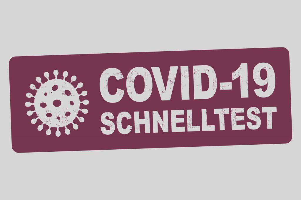 Covid19 Schnelltest